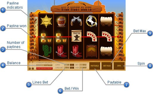Learn Slot Machine Basics - Rules, Features and Buttons